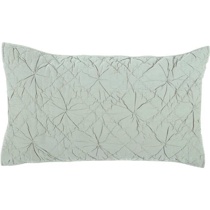 Aubree Sea Glass King Sham