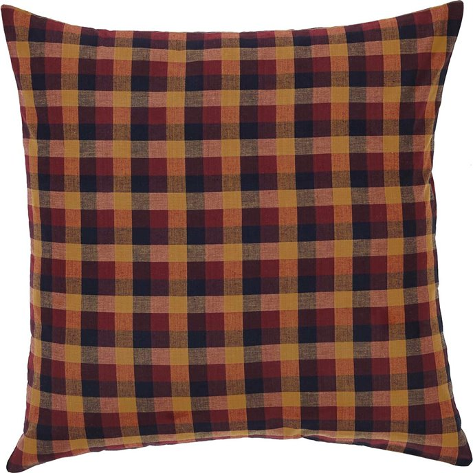 Primitive Check Fabric Euro Sham