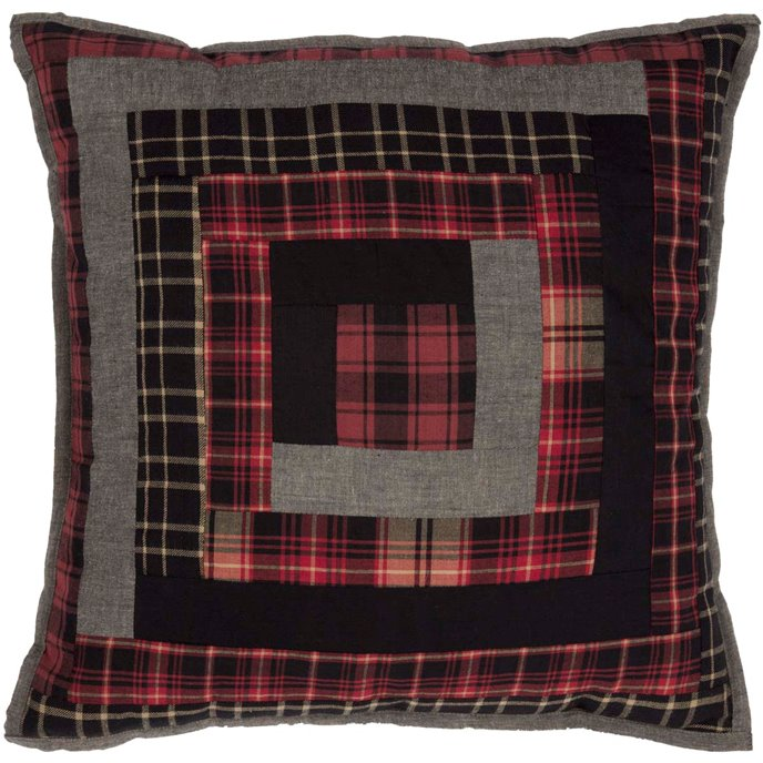 Cumberland Patchwork Pillow