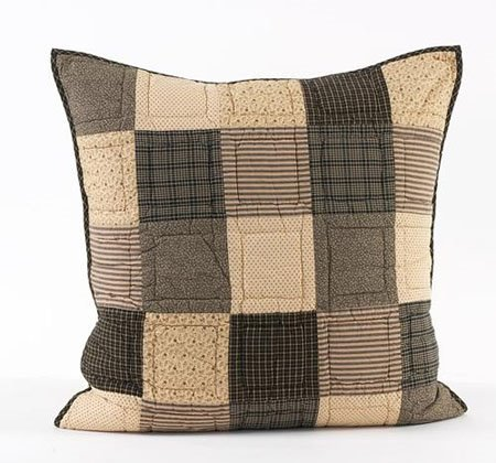 Kettle Grove Quilted Euro Sham