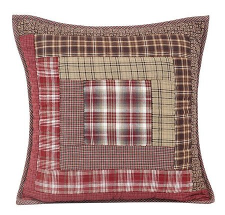 Tacoma Quilted Pillow 16 x 16