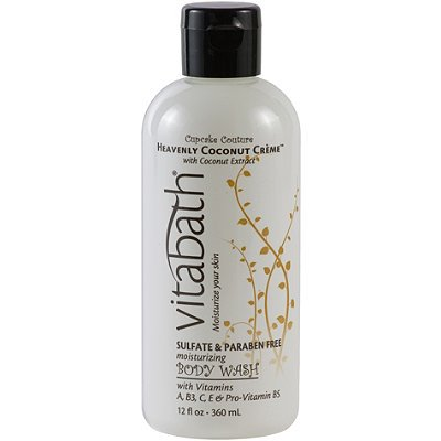 Vitabath Cupcake Couture Heavenly Coconut Creme Body Wash (12 fl oz)