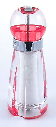 Metro Jewel Ruby Salt Mill (7.75 in.)