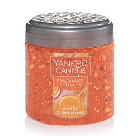 Yankee Candle Honey Clementine Fragrance Spheres Odor Neutralizing Beads