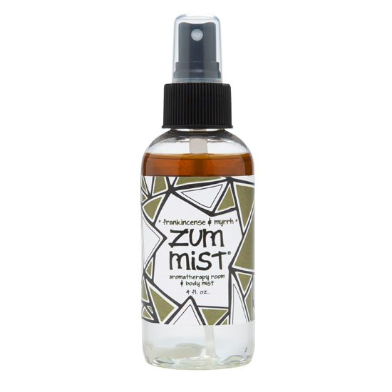 Zum Mist Frankincense & Myrrh Aromatherapy Room and Body Spray (4 oz.)