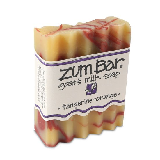 Zum Bar Tangerine-Orange Soap (3 oz.)