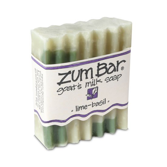 Zum Bar Lime Basil Soap (3 oz.)