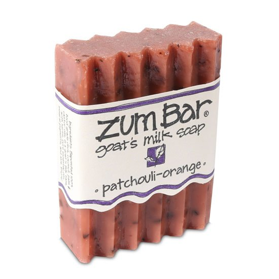 Zum Bar Patchouli-Orange Soap (3 oz.)