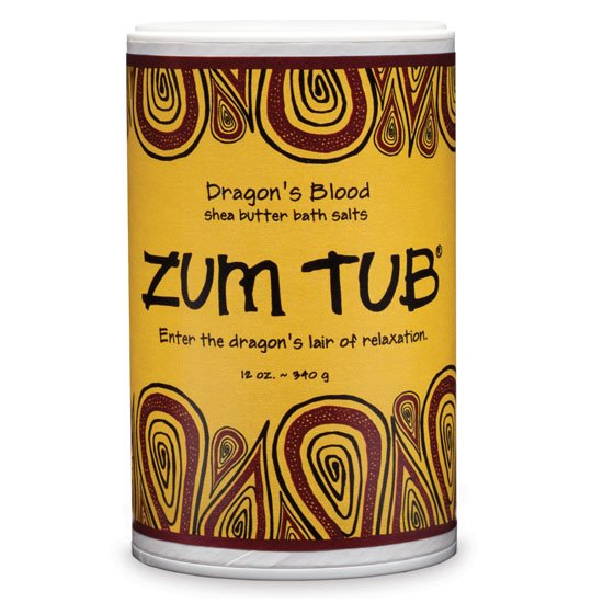 Zum Tub Dragon's Blood Bath Salts