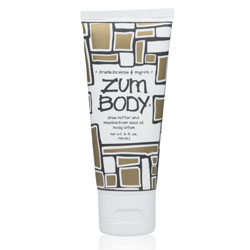 Zum Body Frankincense & Myrrh Lotion Tube (2 oz)