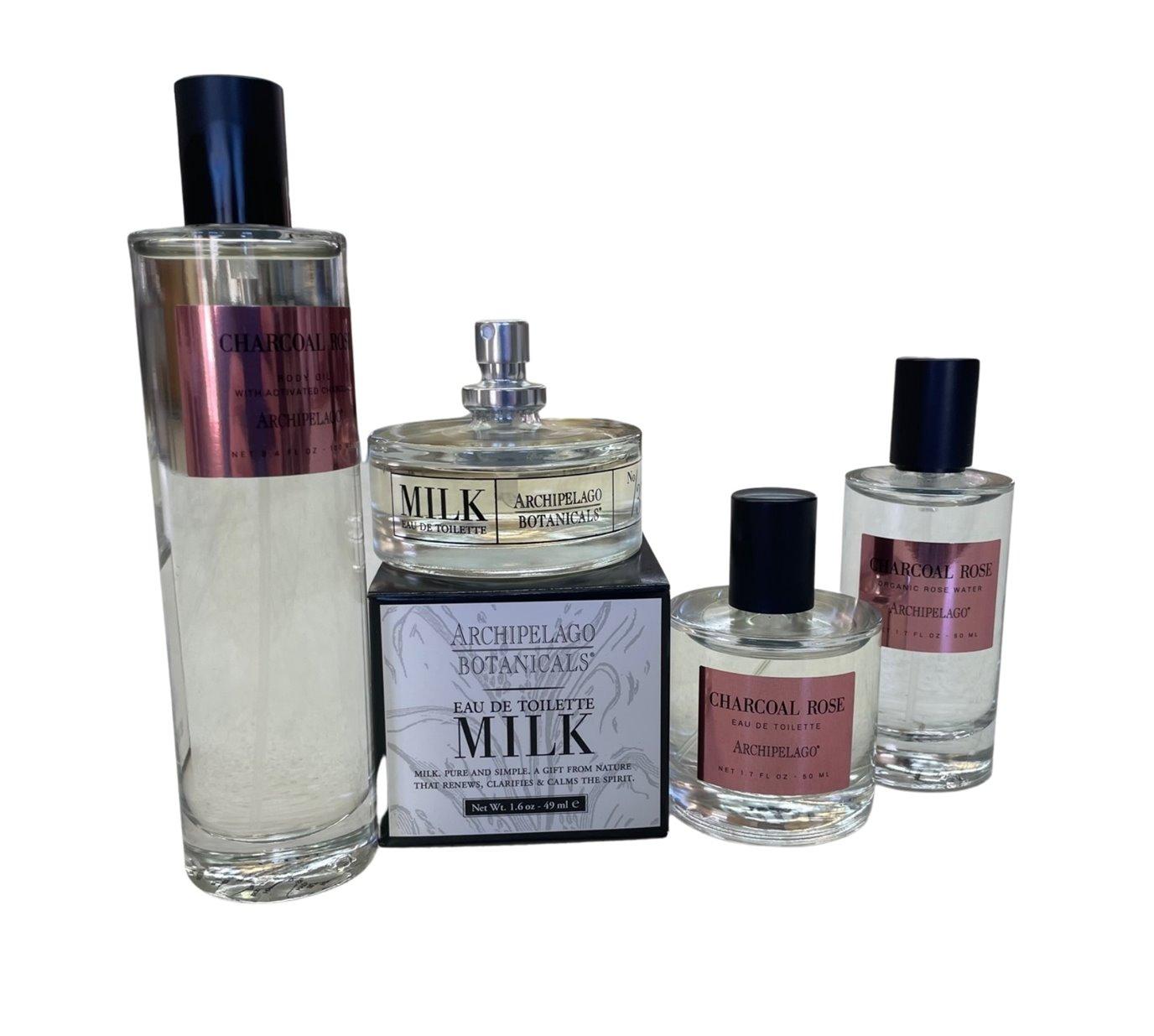 Eau de Toilettes & Perfumes
