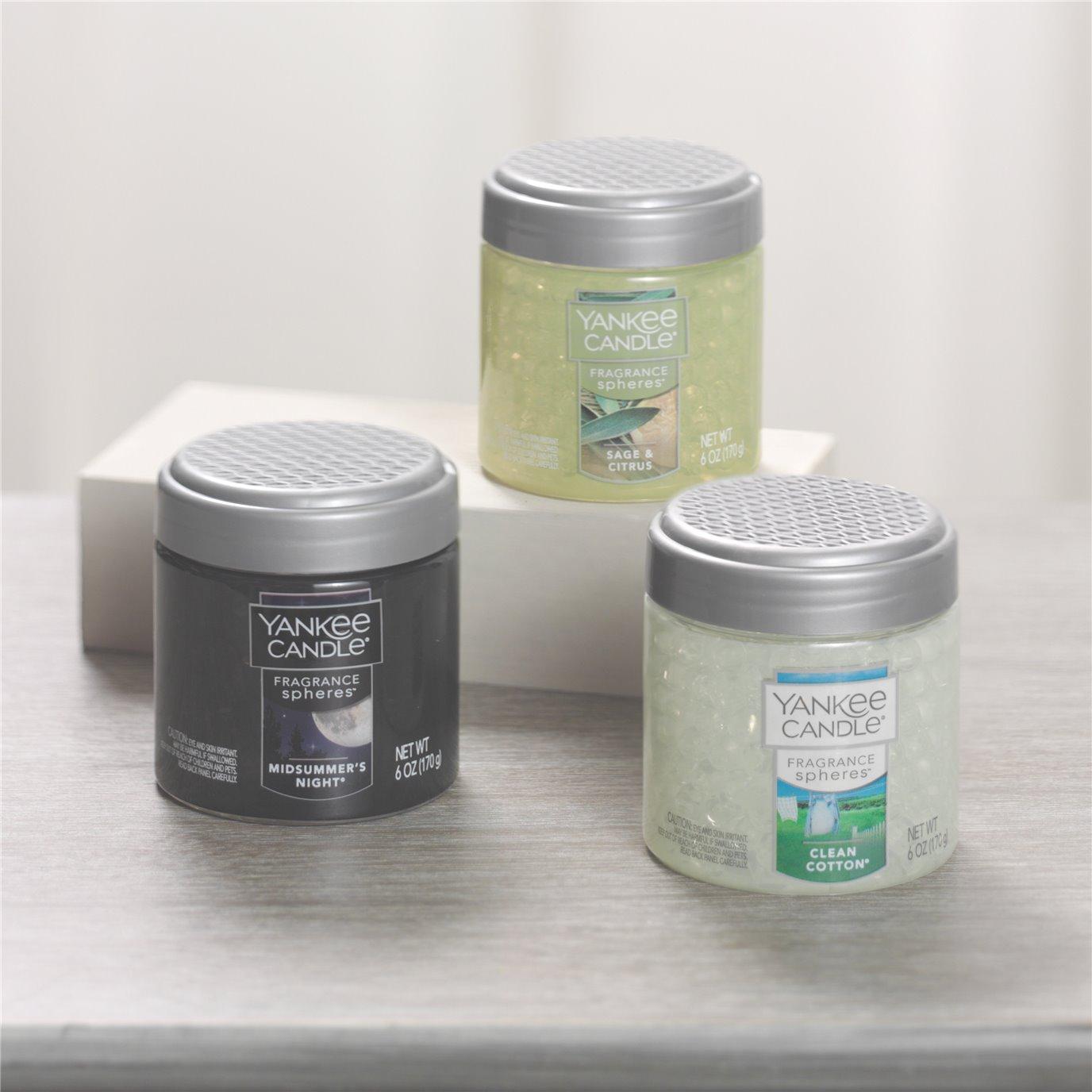 Fragrance Spheres / Odor Eliminating Beads