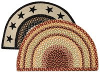 Slice Shaped Rugs