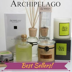 Archipelago Botanicals Best Selling Candles & Diffusers