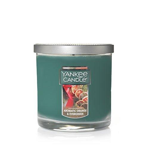 Aromatic Orange & Evergreen