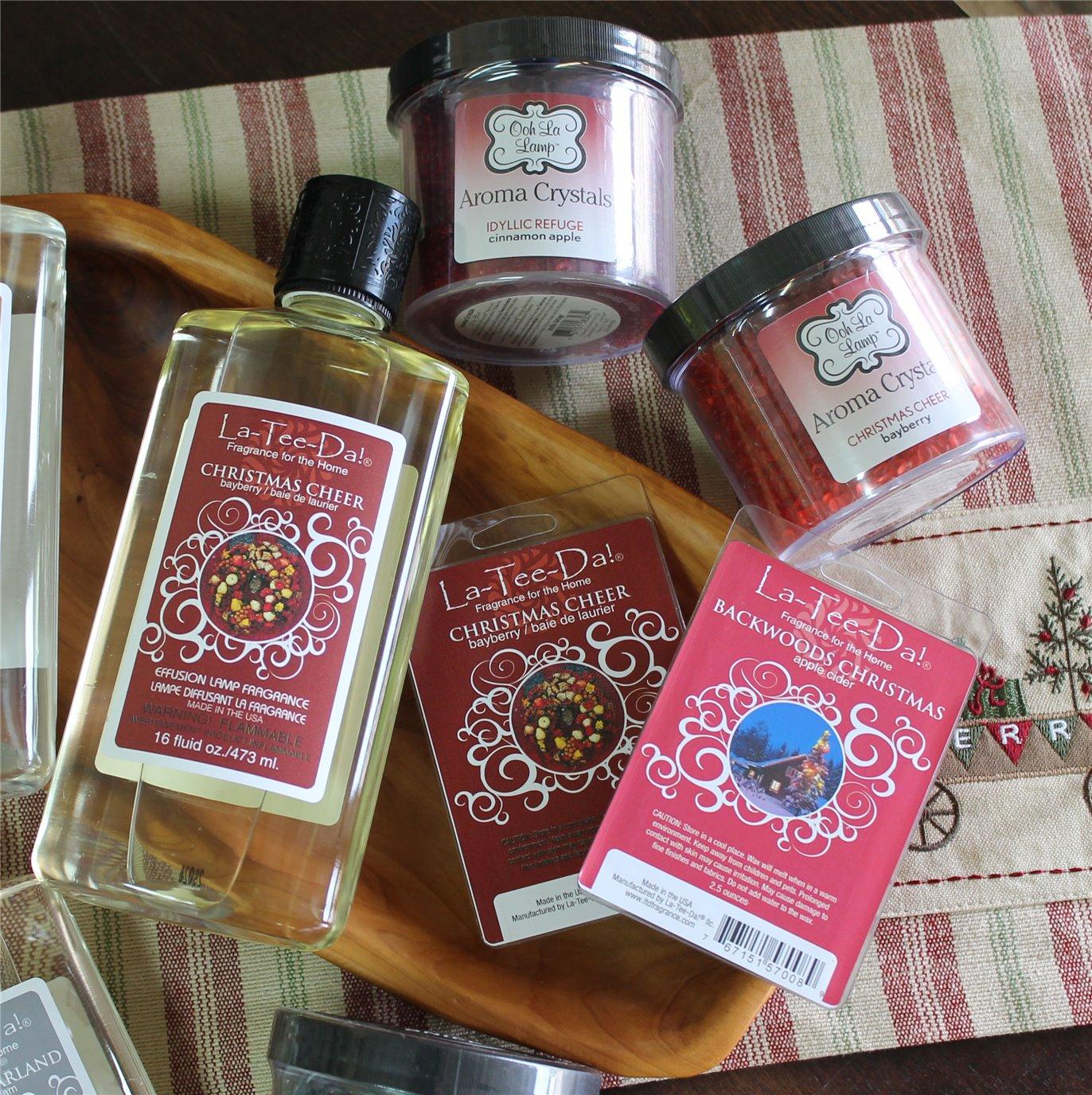 La Tee Da Holiday Fragrances
