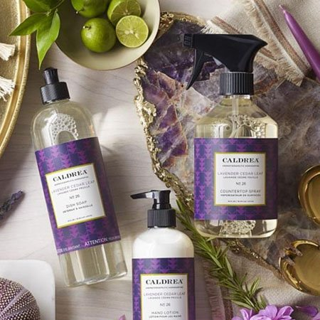 Lavender Cedar Leaf