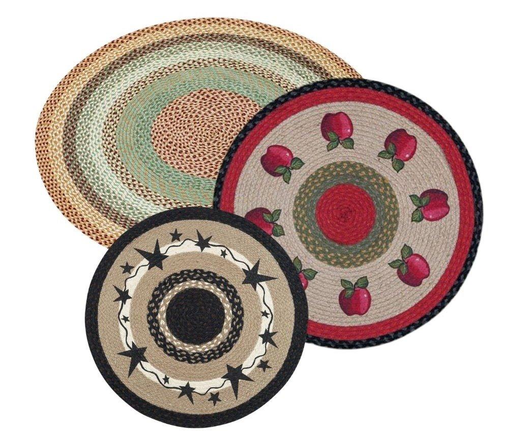 Round Braided Rugs