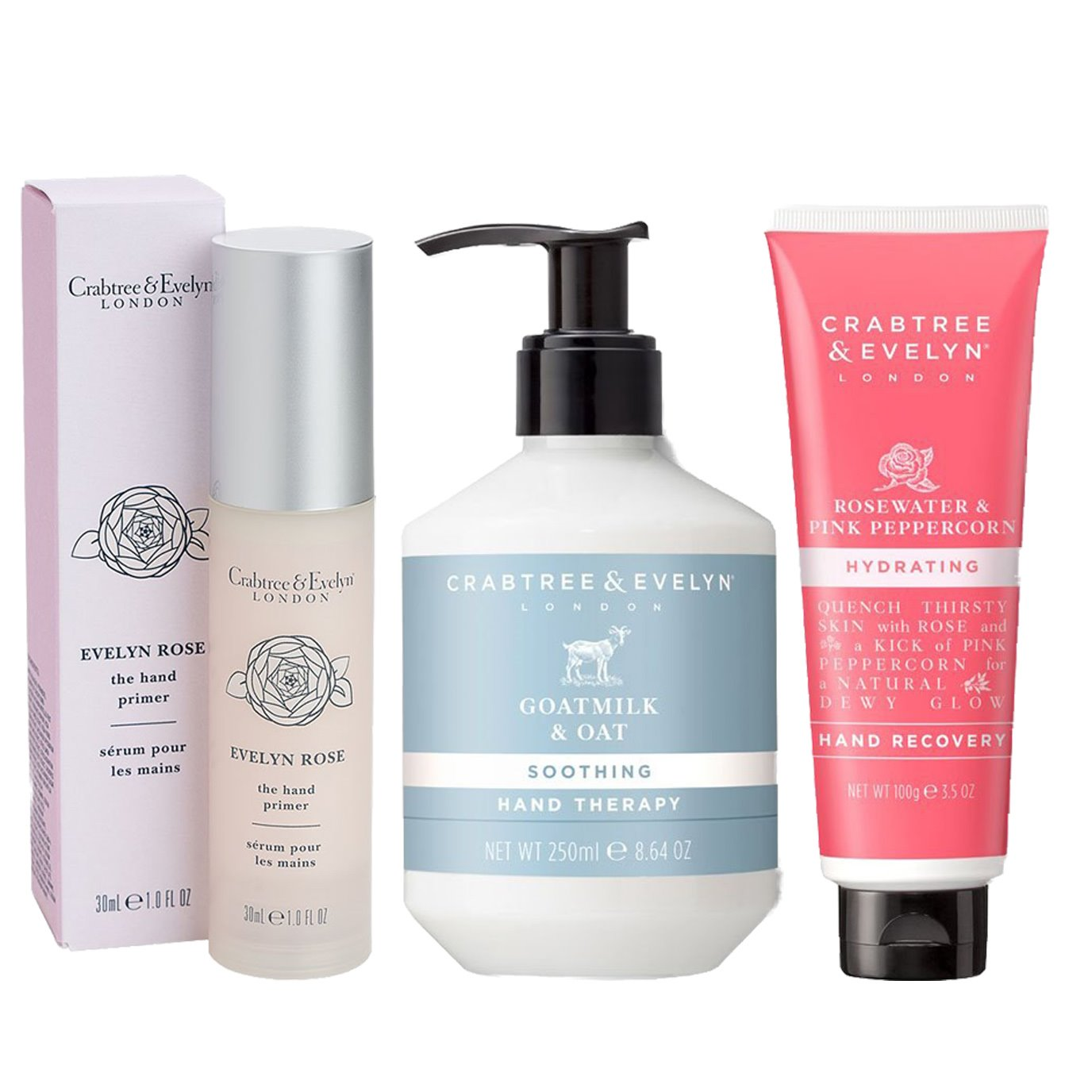 Hand Therapy Creams and Lotions