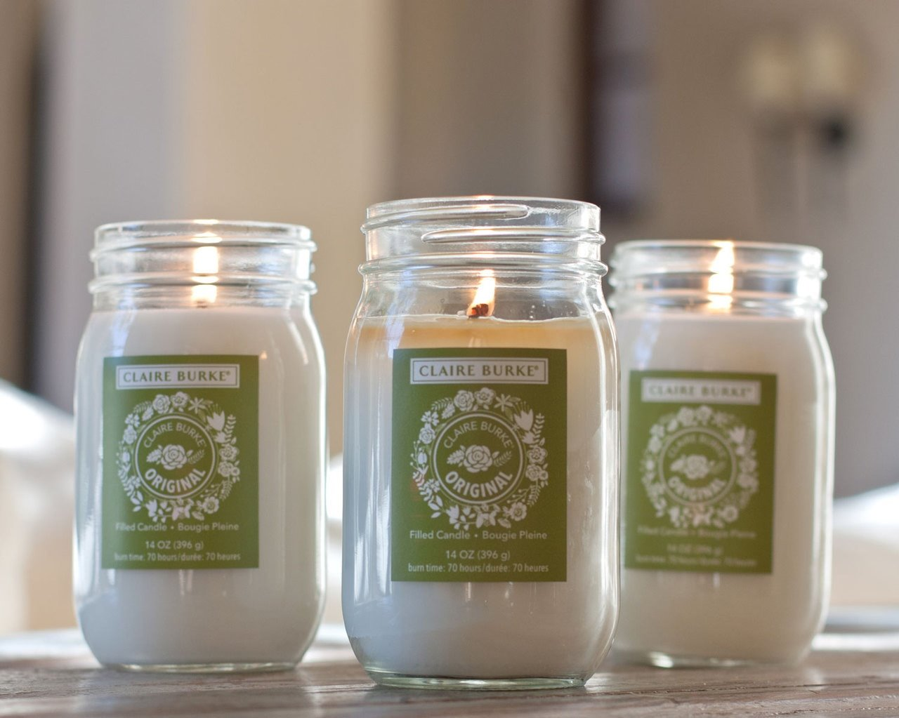 Claire Burke Candles