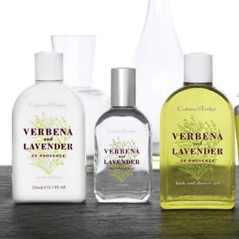 Verbena and Lavender de Provence