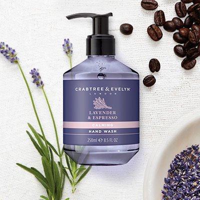 Lavender & Espresso