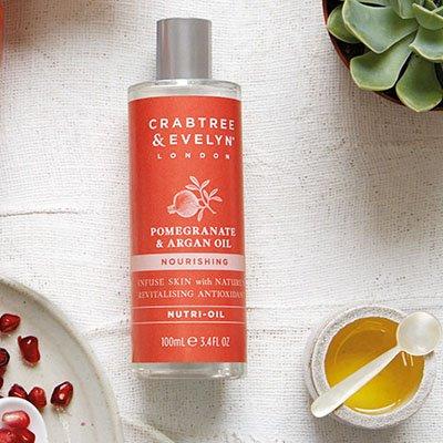 Pomegranate & Argan Oil