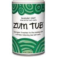 Zum Tub Bath Salts