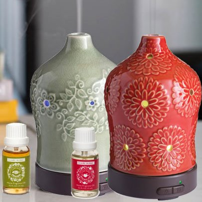 Ultra Sonic Electric Diffusers