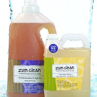 Zum Clean Laundry Soap and Countertop Cleaner