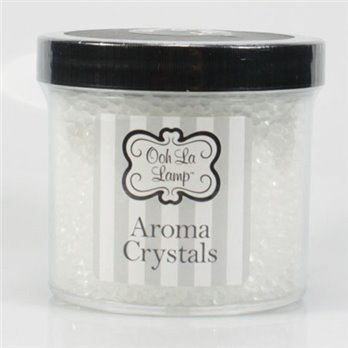 La Tee Da Ooh La Lamp Aroma Crystals Fragrance Wedded Bliss - Gardenia