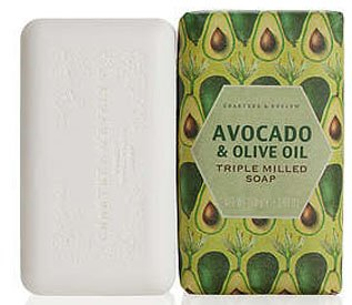 Crabtree & Evelyn Avocado Triple Milled Soap (5.57 oz bar)