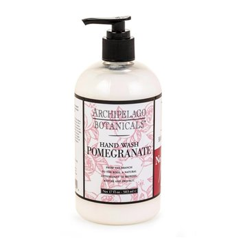 Archipelago Pomegranate Hand Wash (17 oz)