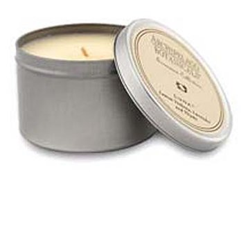 Archipelago Excursion Luna Candle in Tin