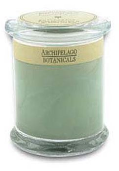 Archipelago Excursion Enfleurage Glass Jar Candle