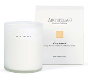 Archipelago Excursion Kashmir Soy Boxed Candle