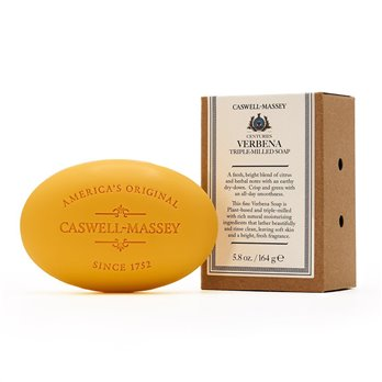 Caswell-Massey Verbena Single Soap (5.8 oz bar)