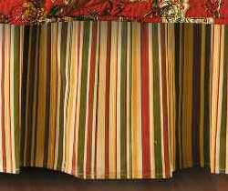 Florentine Stripes King Bedskirt