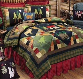 Timberline King Quilt
