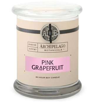Archipelago Pink Grapefruit Jar Candle
