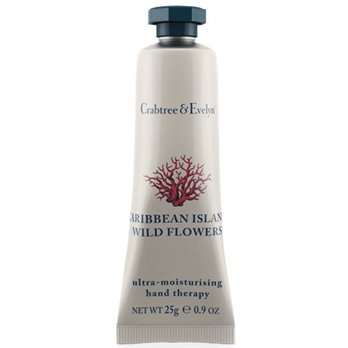 Crabtree & Evelyn Caribbean Island Wild Flowers Hand Therapy Travel Size (0.9 oz., 25g)