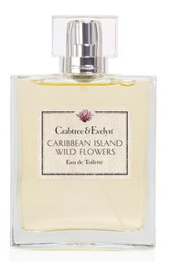 Crabtree & Evelyn Caribbean Island Wild Flowers Eau de Toilette (3.4 fl oz., 100ml)