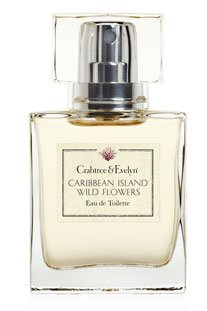 Crabtree & Evelyn Caribbean Island Wild Flowers Eau de Toilette Travel Size (1 fl oz., 30ml)