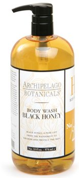 Archipelago Black Honey Body Wash (32 fl oz)