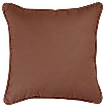 Brunswick Square Pillow Brown