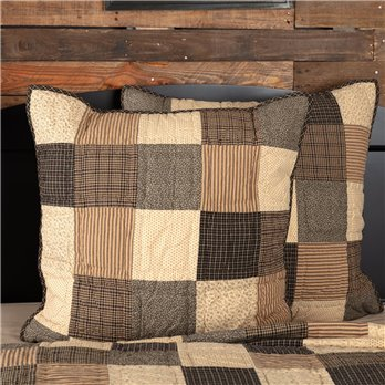 Kettle Grove Euro Sham Quilted 26x26