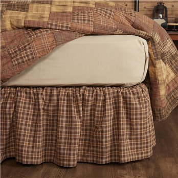 Prescott Queen Bed Skirt 60x80x16