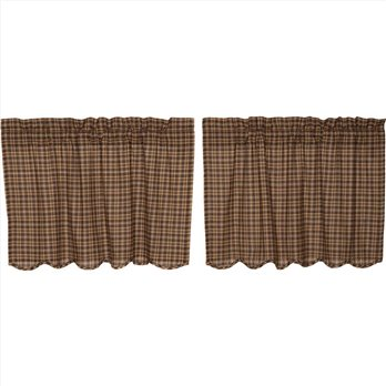 Prescott Tier Scalloped Set of 2 L24xW36