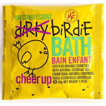 Dirty Birdie Cheer Up Organic Bath for Kids