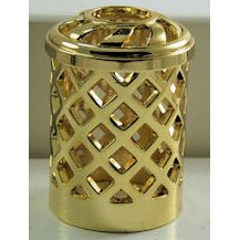 La Tee Da Gold Lattice Crown for Fragrance Lamp